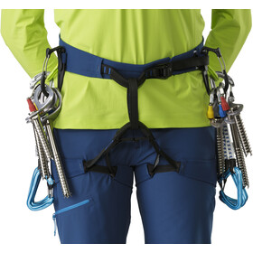 Arc'teryx FL-355 Harness Dam poseidon/titanite